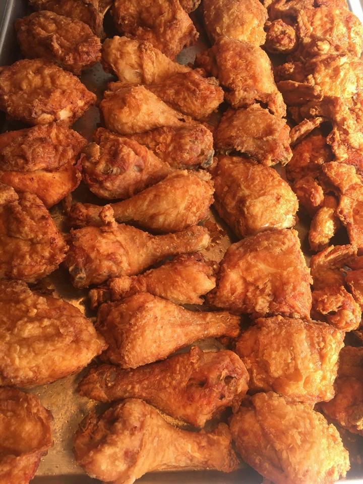 Olde Dixie Fried Chicken  Olde Dixie Fried Chicken food truck running in November