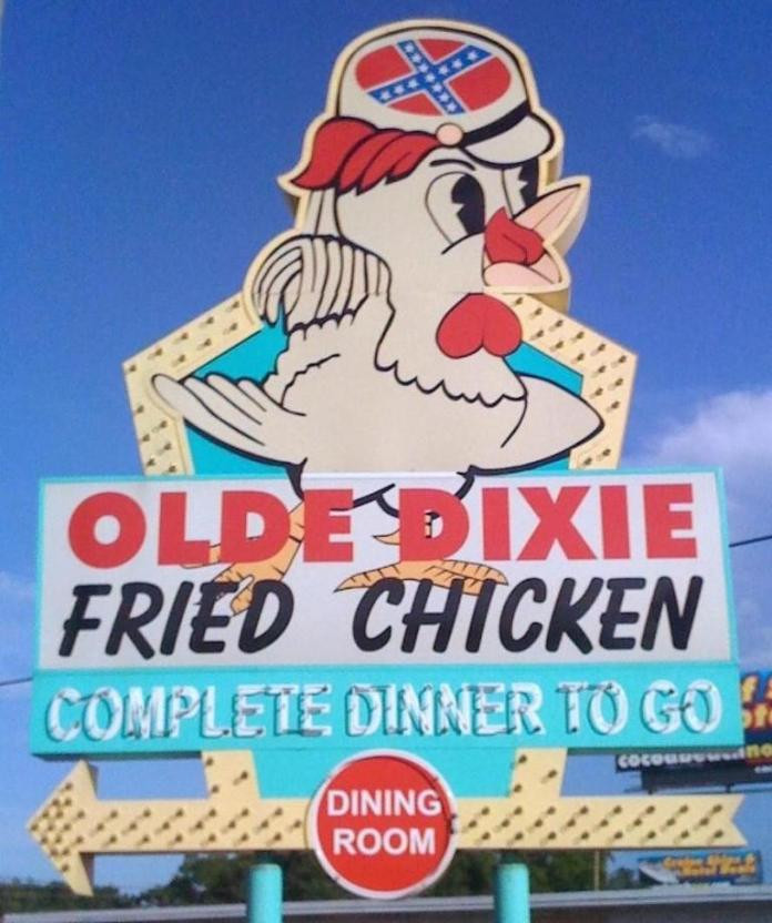 Olde Dixie Fried Chicken  Olde Dixie Fried Chicken truck has hit the streets