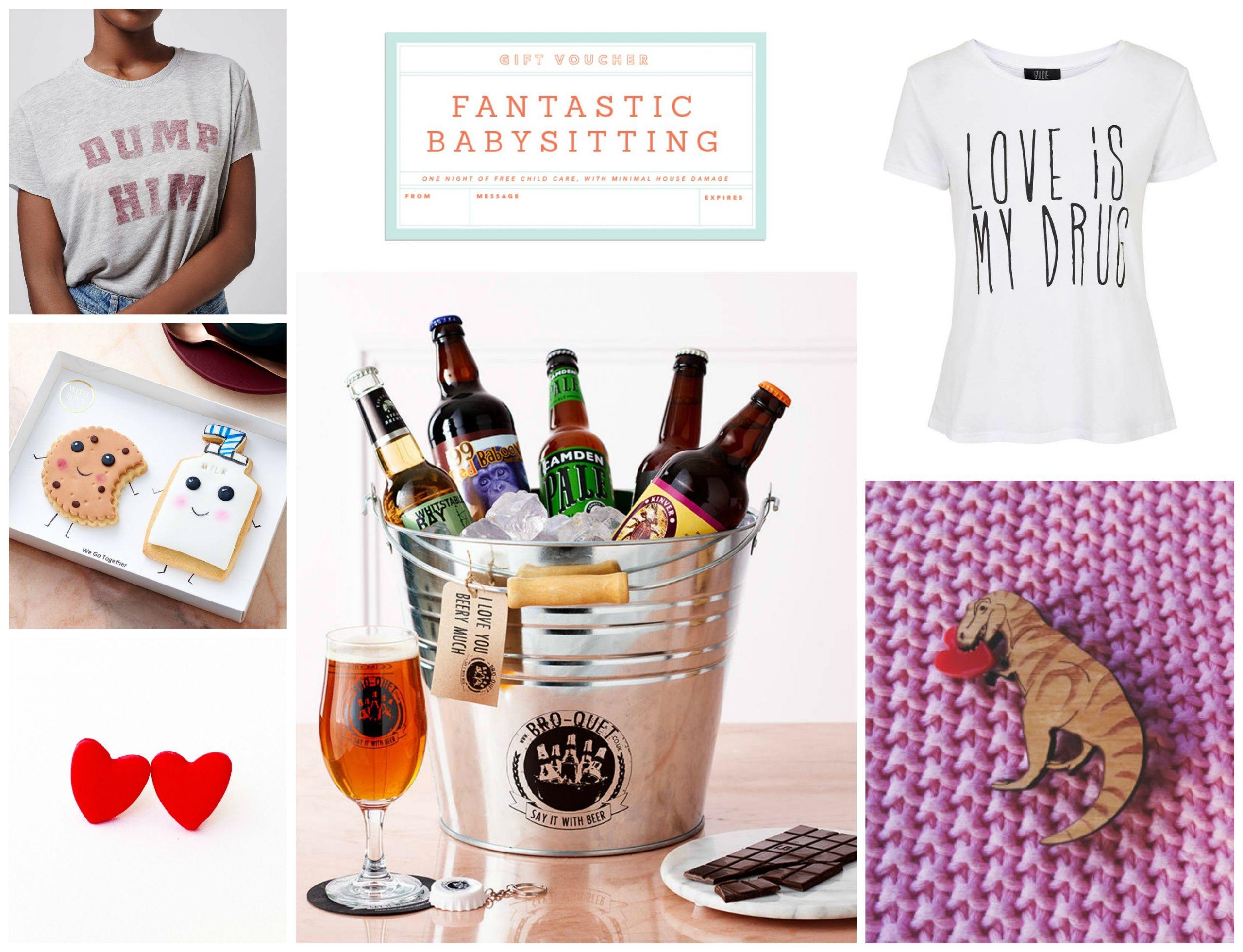 Online Valentine Gift Ideas  Original Valentines Day Gift Ideas We Love Brighton