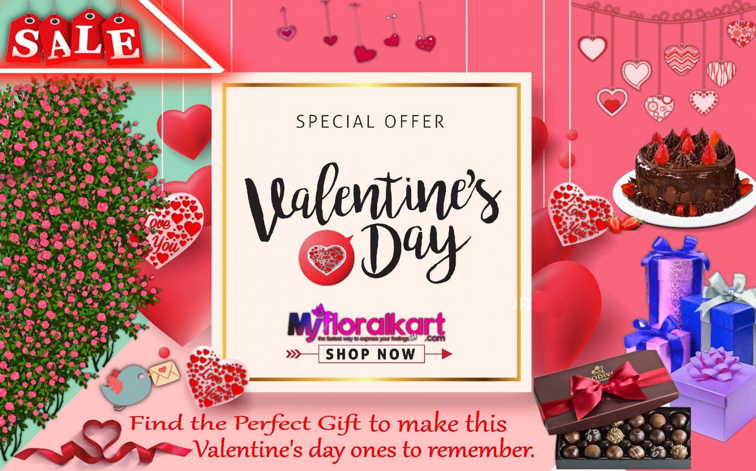 """Online Valentine Gift Ideas  """"Valentines Day Gifts line 2018"""" Send Valentine Gifts"""