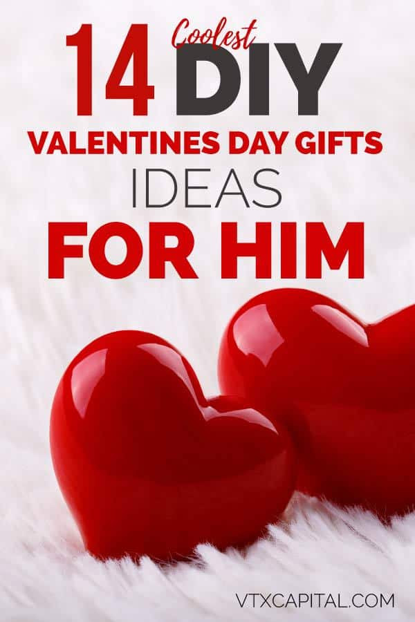 Online Valentine Gift Ideas  11 Creative Valentine s Day Gifts for Him That Are Cheap