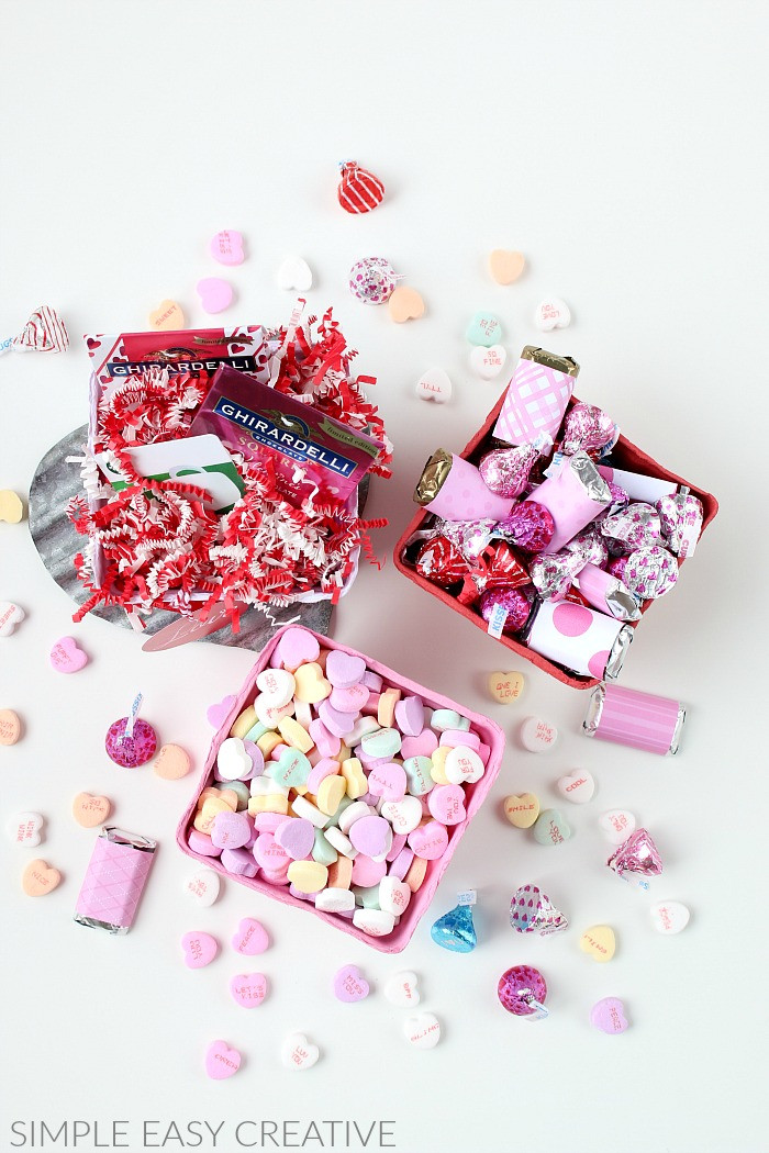 Online Valentine Gift Ideas  Simple Valentine s Day Gift Ideas Hoosier Homemade
