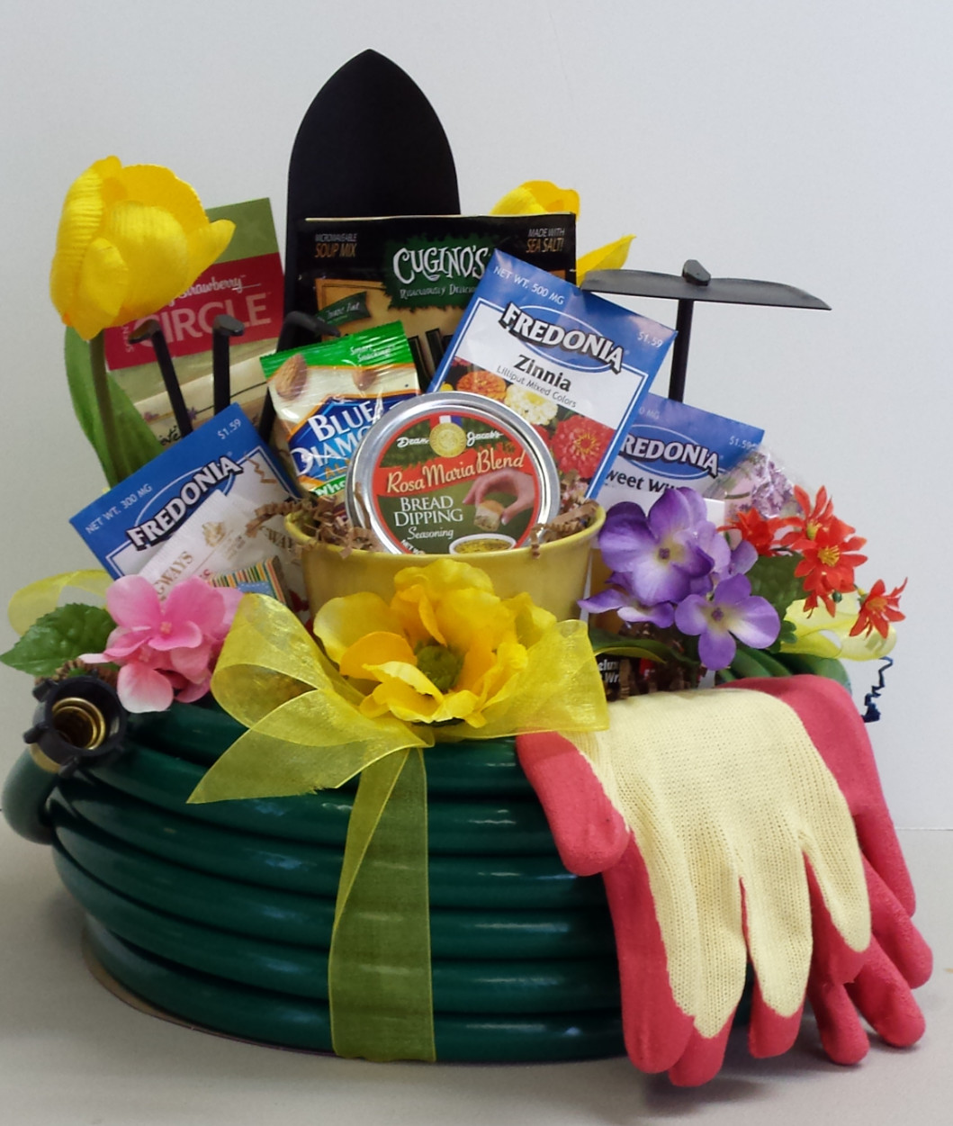 Outdoor Gift Basket Ideas  Sweet and Spicy Bacon Wrapped Chicken Tenders