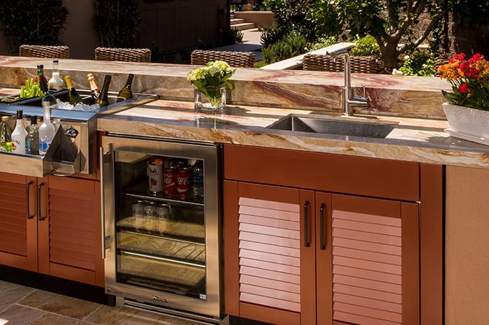 Outdoor Kitchen Sinks  Outdoor Kitchen Sink Cabinet