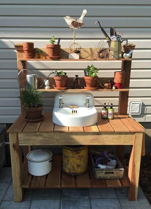 Outdoor Kitchen Sinks  15 Most Outrageous Outdoor Kitchen Sink Station Ideas