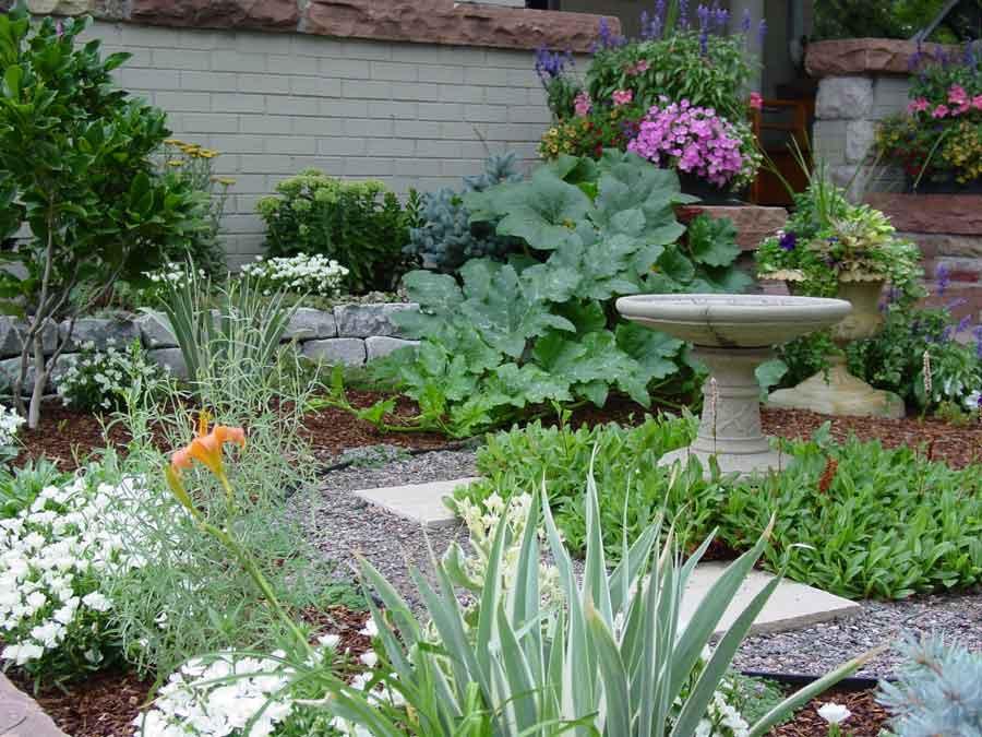 Outdoor Landscape Decor  Garden Decor and Ornamentation by Stonegate Gardens of