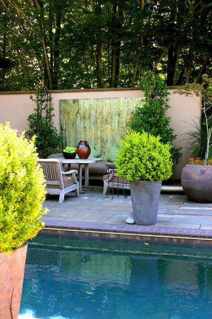 Outdoor Landscape Decor  Garden Decor Ideas Unique and Fresh Examples