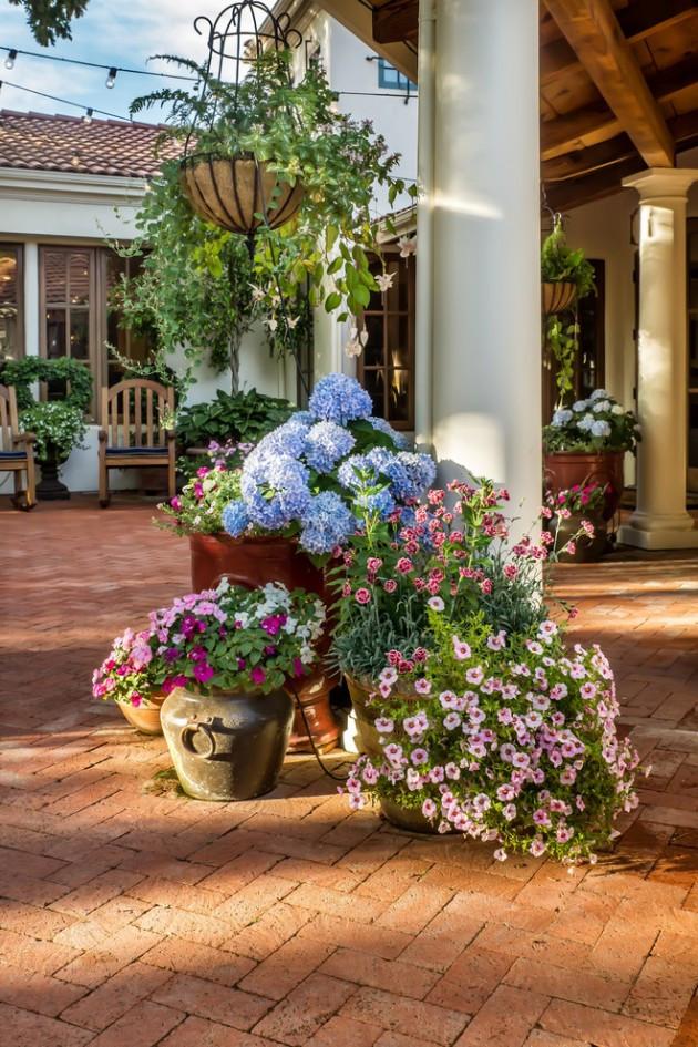 Outdoor Landscape Decor  15 Ideas For Your Garden From The Mediterranean Landscape