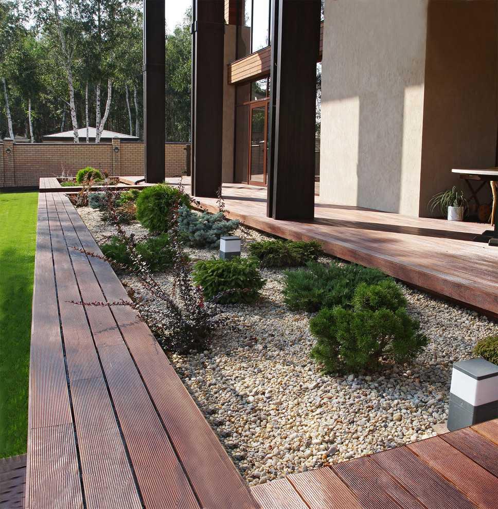 Outdoor Landscape Decor  16 Stunning Scandinavian Landscape Designs For Your