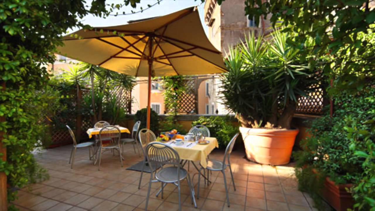 Outdoor Landscape Decor  Roof Garden Landscape Designs