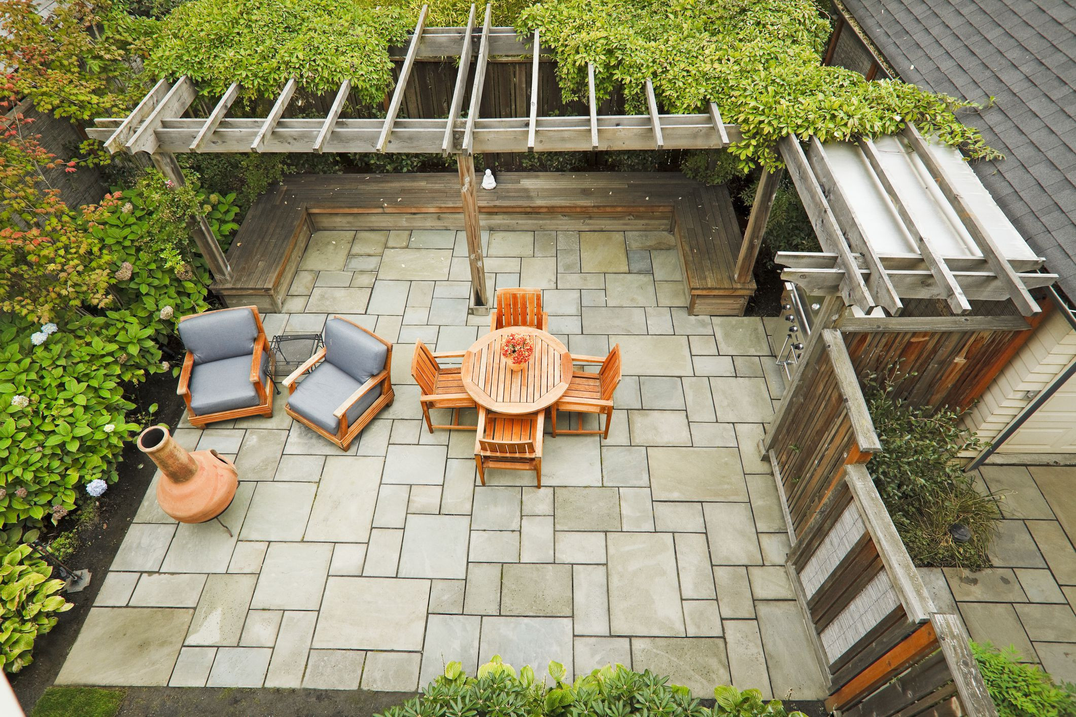 Outdoor Landscape Pavers  How to Design and Install a Paver Patio
