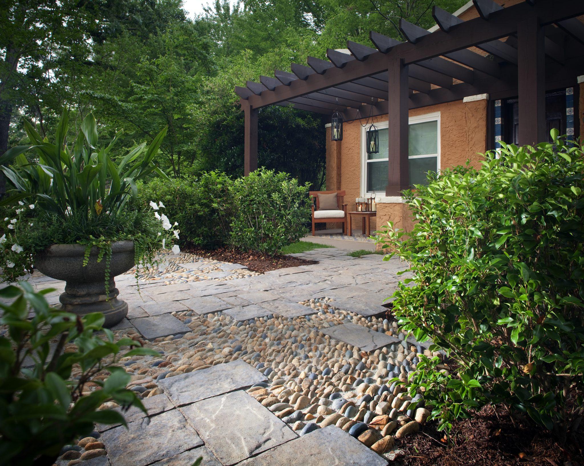 Outdoor Landscape Pavers  Concrete Pavers 15 Creative Paver Design Ideas Tips