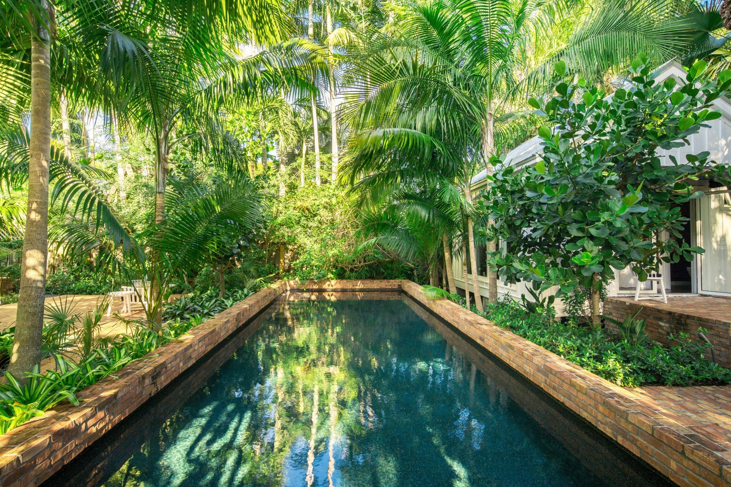 Outdoor Landscape Tropical  Key West Landscape Architecture How to Design a Tropical