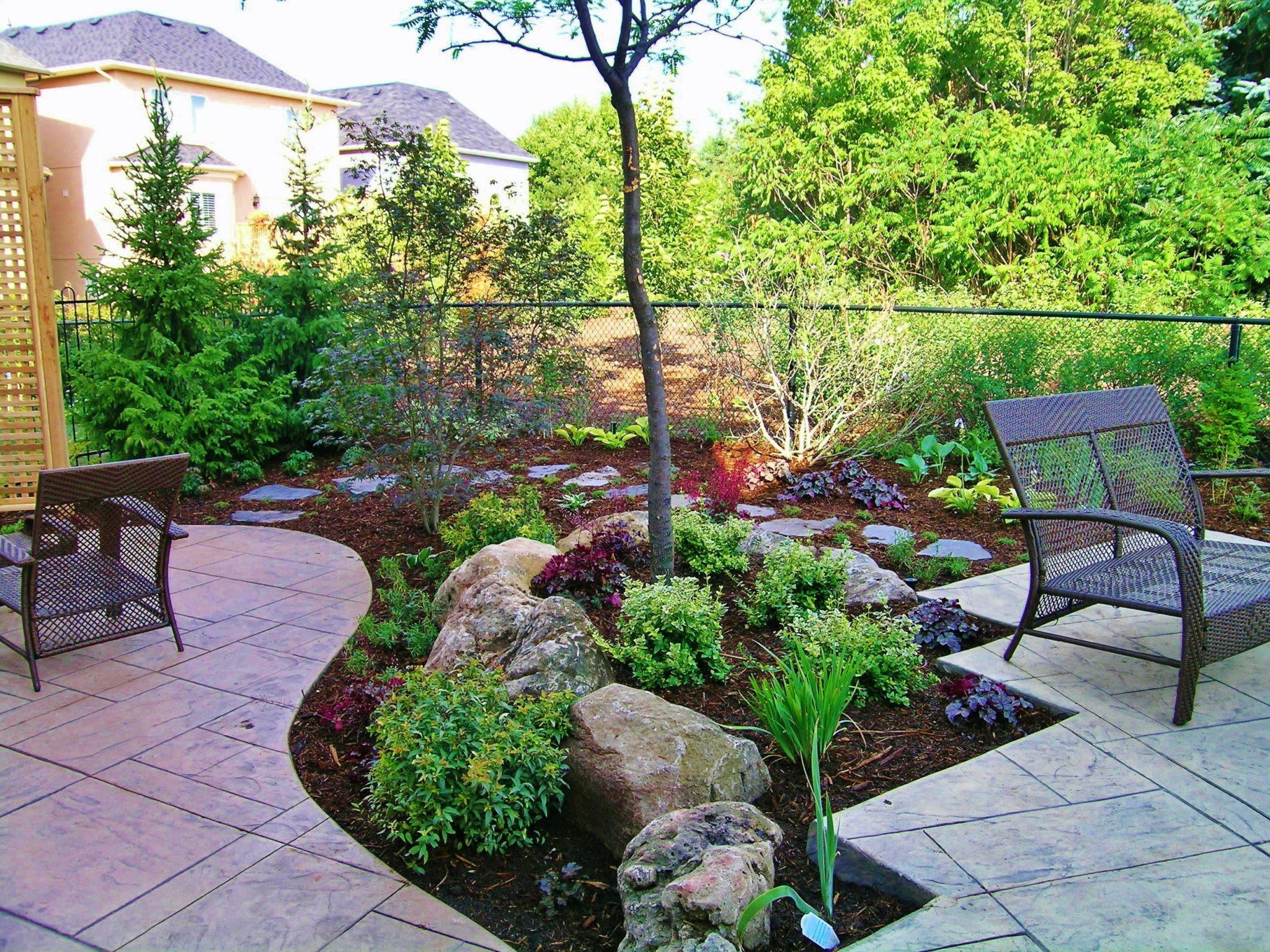 Outdoor Landscaping Ideas  20 Landscape Designs for Backyard Dap fice
