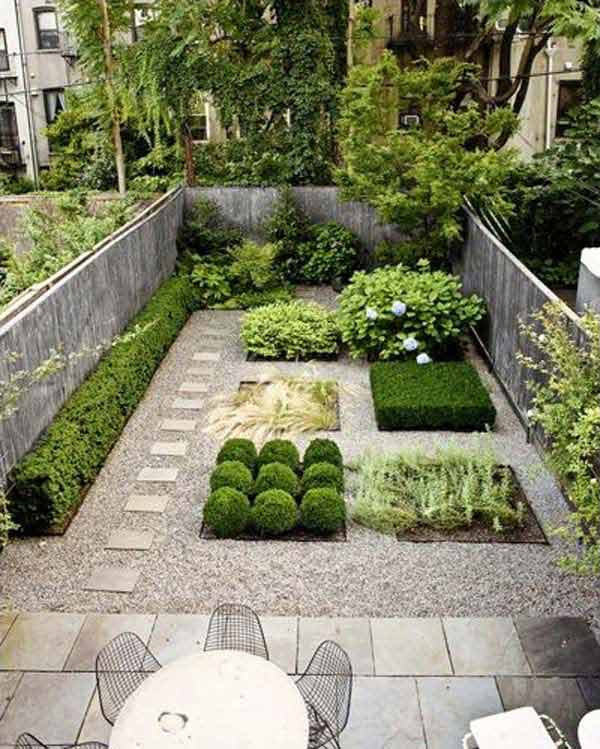 Outdoor Landscaping Ideas  23 Small Backyard Ideas How to Make Them Look Spacious and