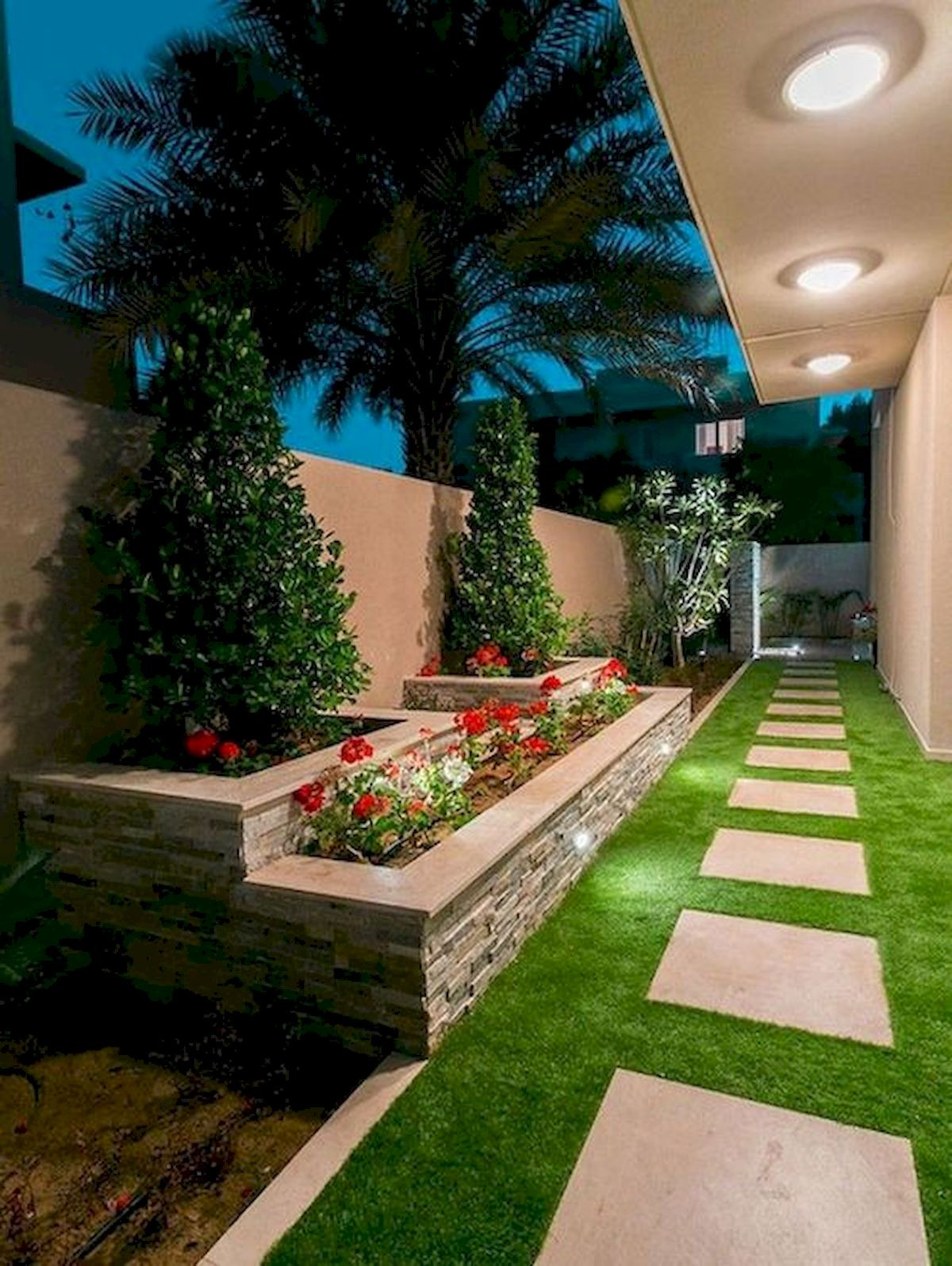 Outdoor Landscaping Ideas  50 Awesome Side Yard Garden Landscaping Ideas for Your