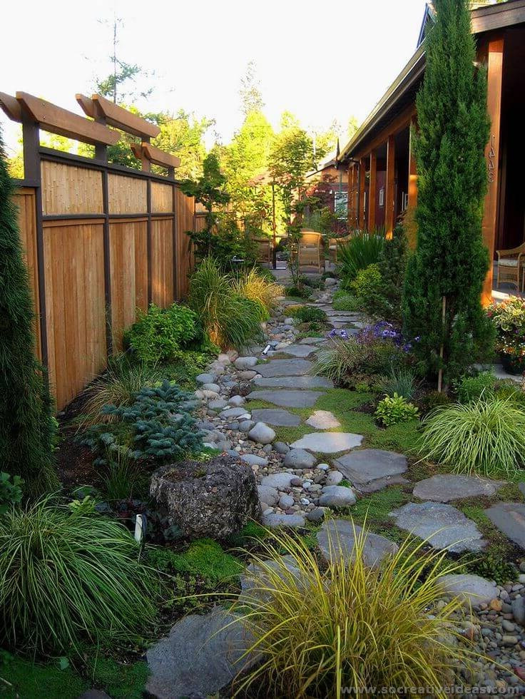 Outdoor Landscaping Ideas  50 Backyard Landscaping ideas for inspiration