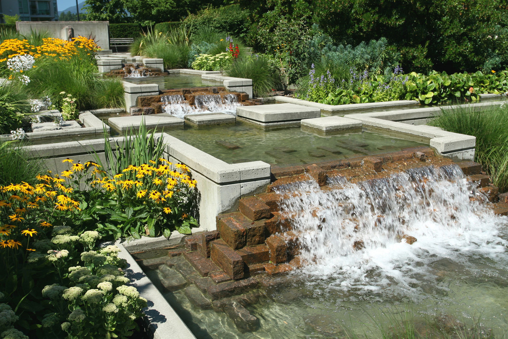 Outdoor Landscaping Ideas  Rock Garden Ideas For Your Lovely House MidCityEast
