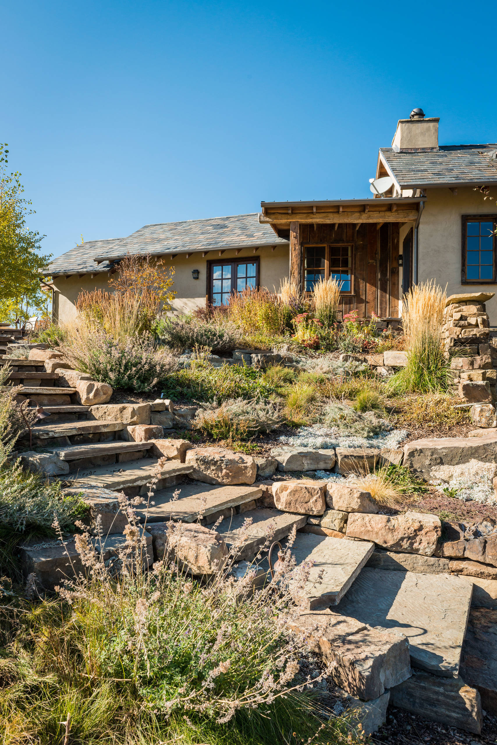 Outdoor Landscaping Ideas  15 Stunning Rustic Landscape Designs That Will Take Your