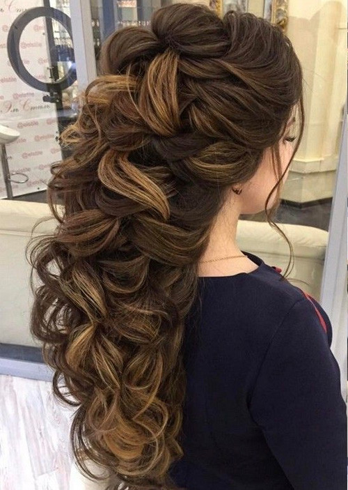 Pageant Hairstyles For Long Hair  Cute Hairstyles for Long Hair Best Haircuts for You