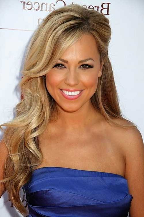 Pageant Hairstyles For Long Hair  20 Hairstyles for Prom Long Hair