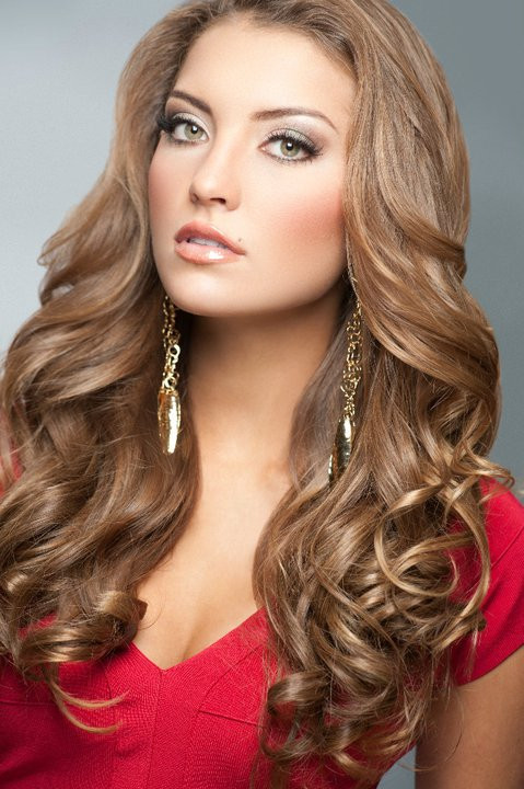 Pageant Hairstyles For Long Hair  Pageant Hairstyles