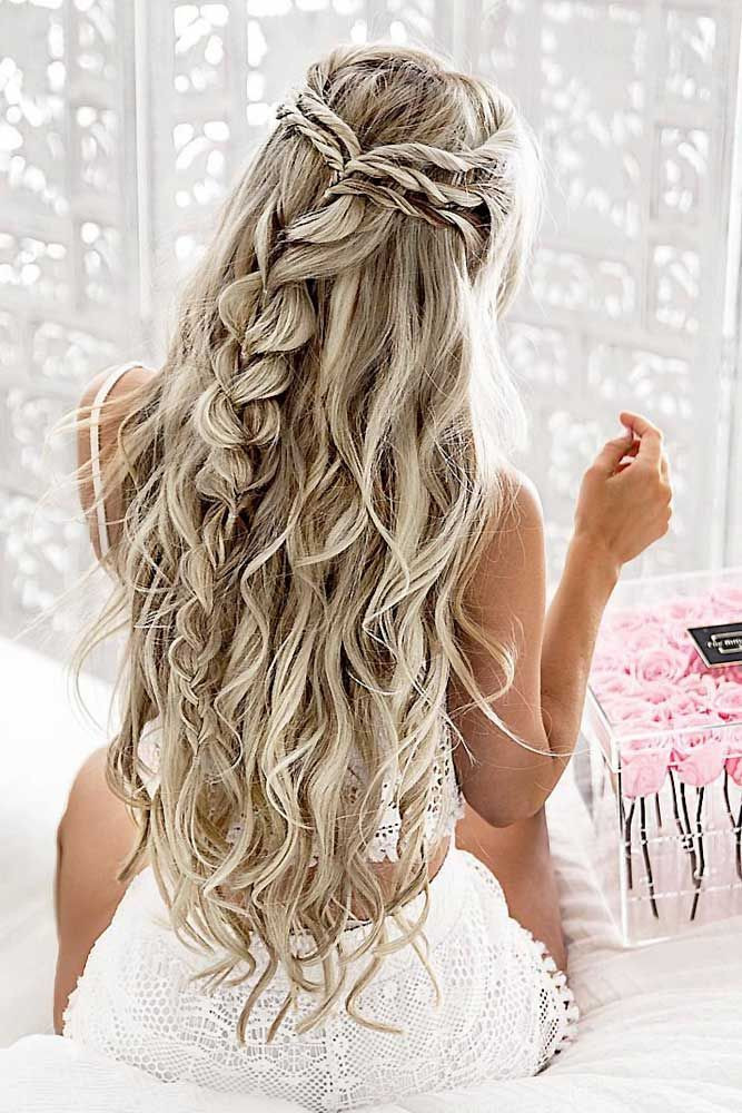 Pageant Hairstyles For Long Hair  Prom Hairstyles for Long Hair Trending in 2020