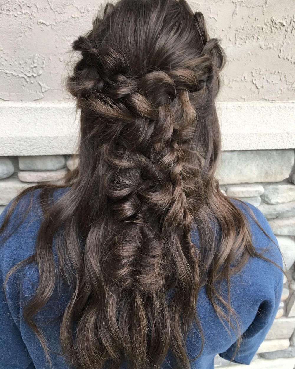Pageant Hairstyles For Long Hair  31 Prom Hairstyles for Long Hair That Are Gorgeous in 2019