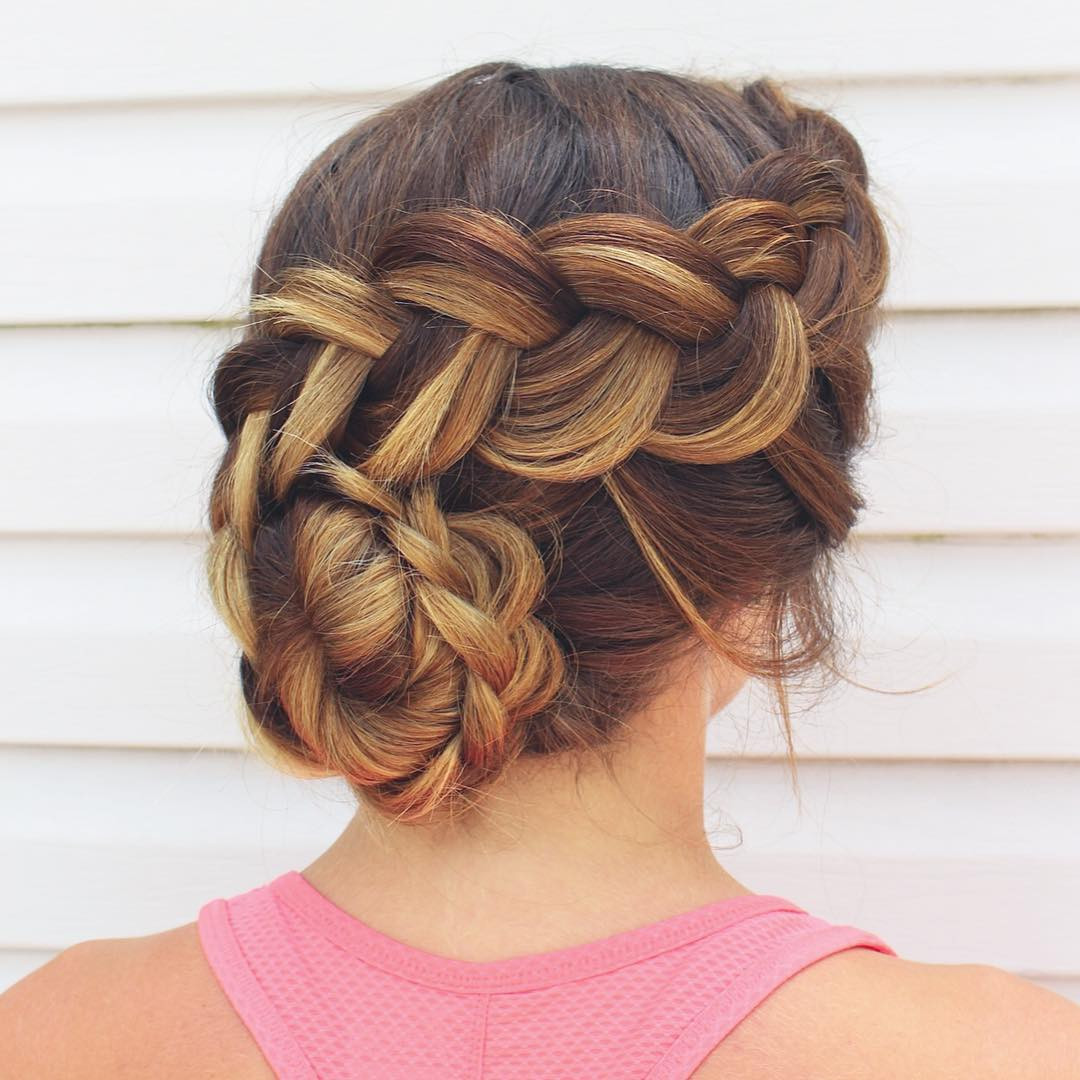 Pageant Hairstyles For Long Hair  14 Prom Hairstyles for Long Hair that are Simply Adorable