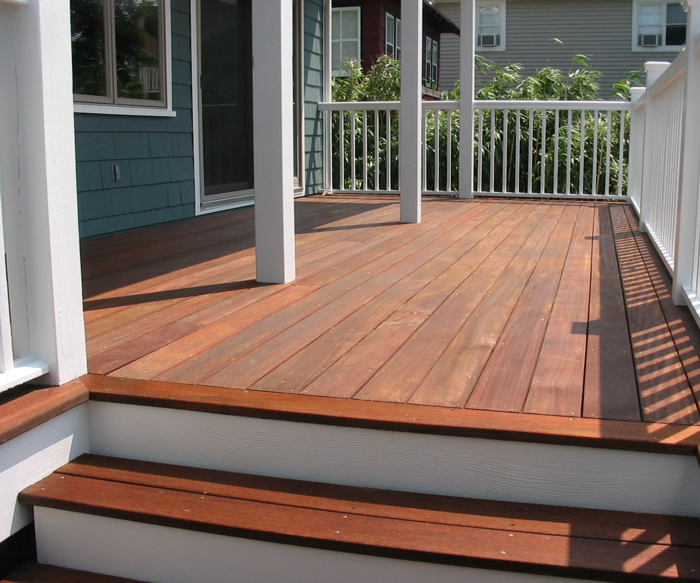 Paint My Deck  How ten Should You Stain Your Deck – Freeland Painting