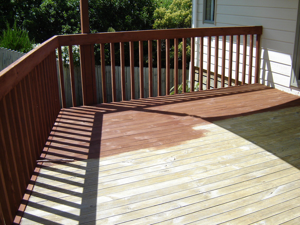 Paint Or Stain Deck  4 Reasons to Build Your Deck with Southern Yellow Pine