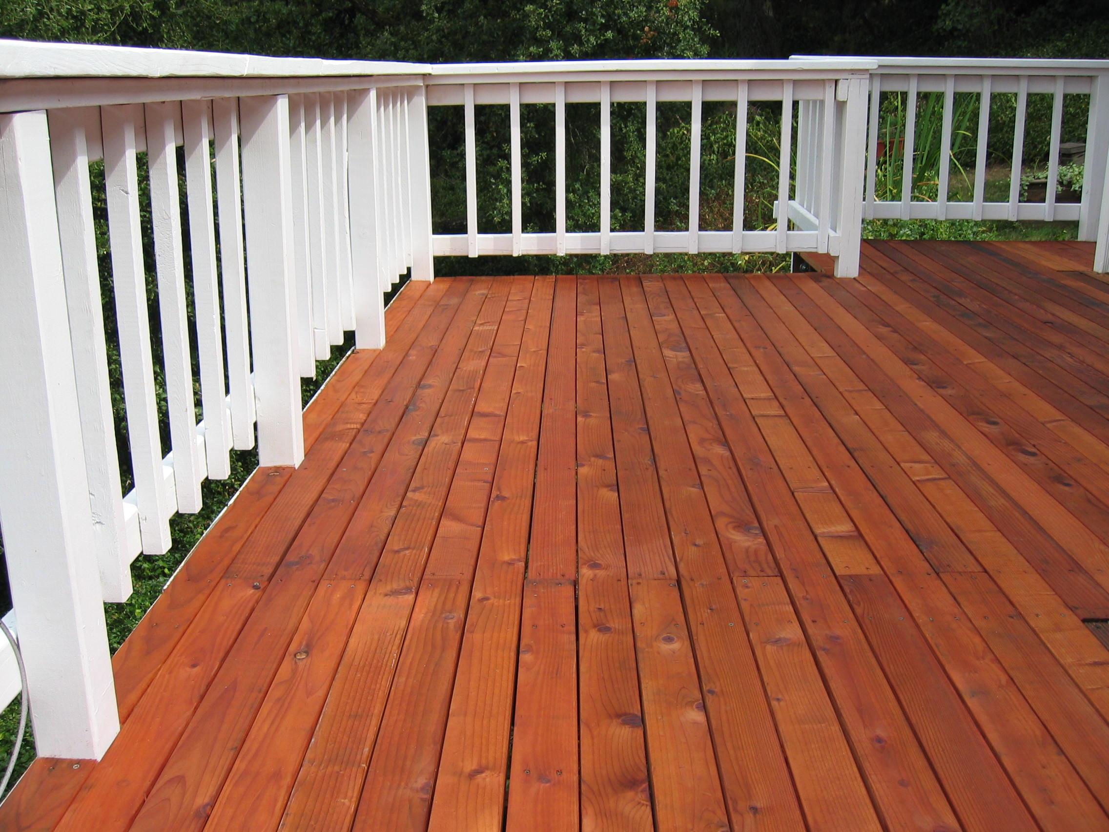 Paint Or Stain Deck  Deck Refinishing 101