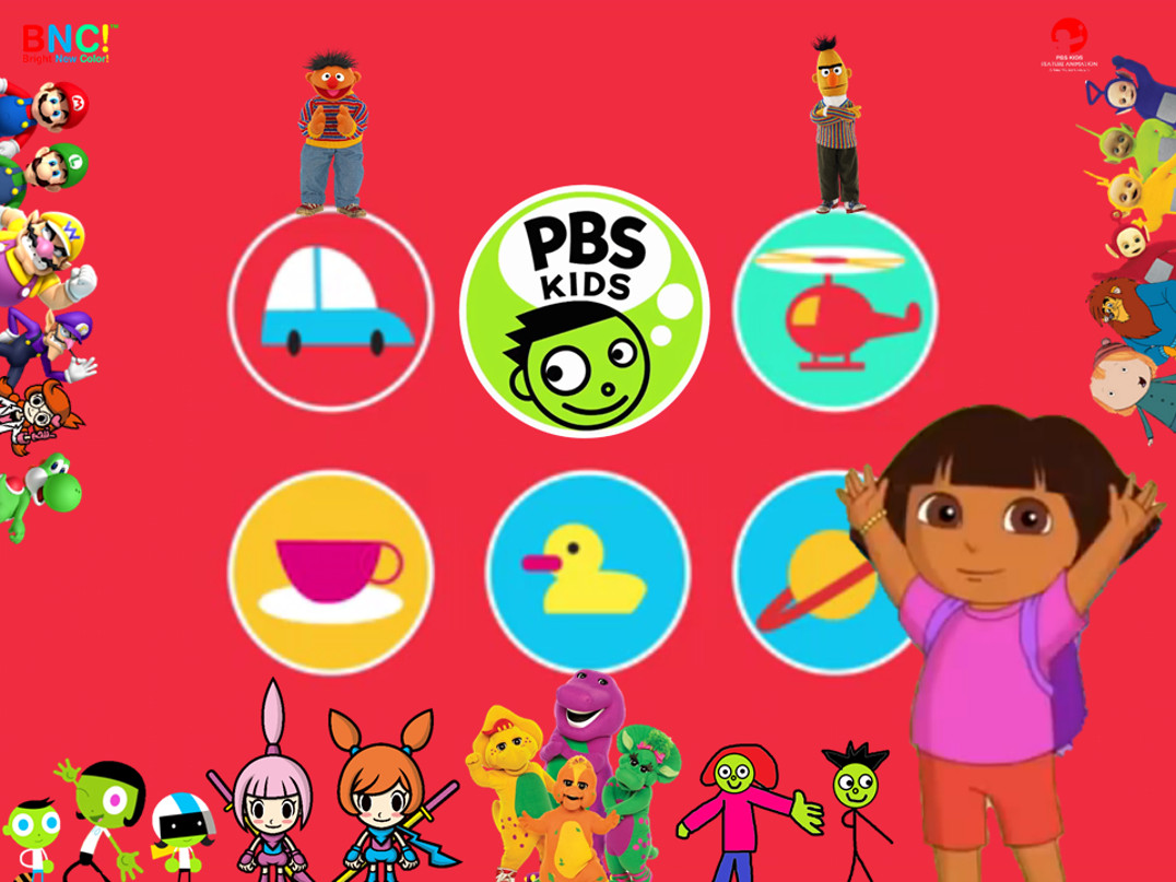 Pbs Kids Party  A Bright New Teletubbies Party PBS Kids Bright New