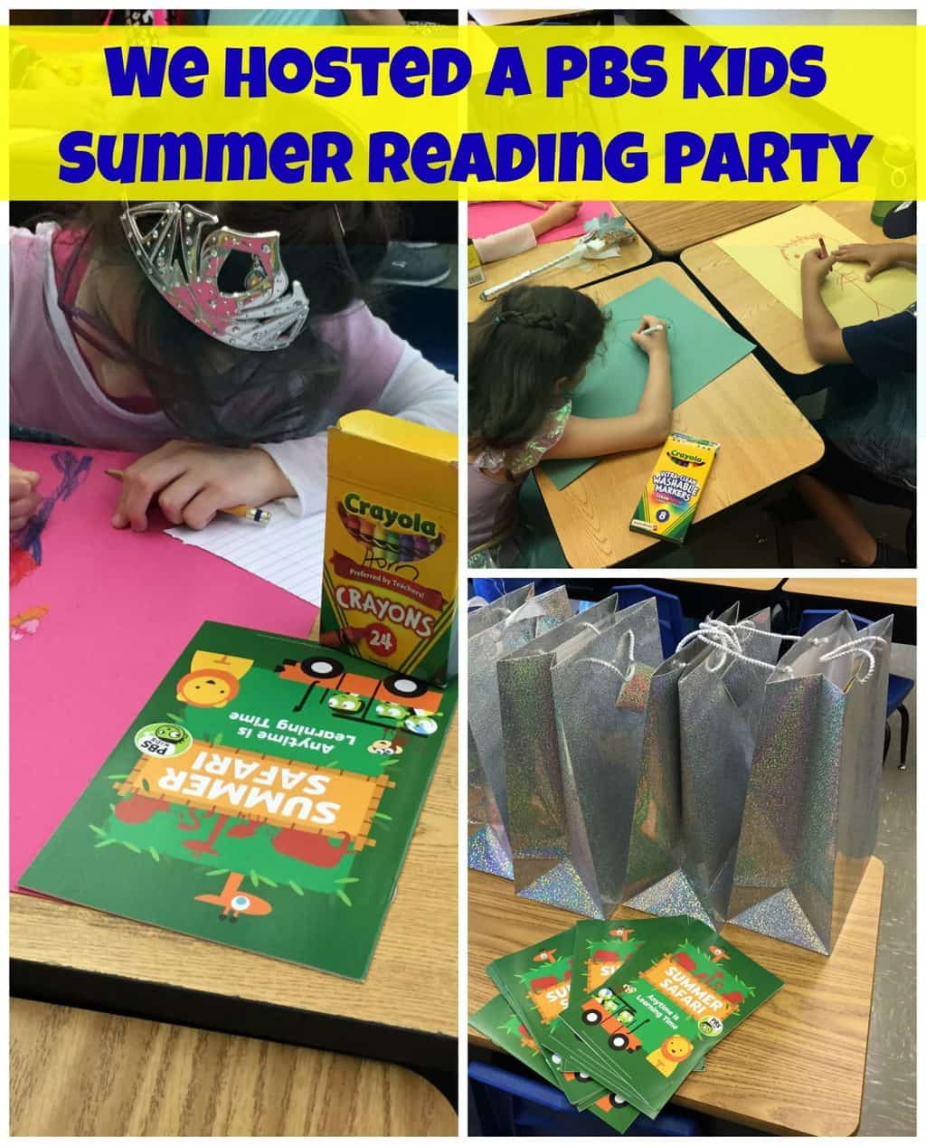 Pbs Kids Party  Tips For Raising Enthusiastic Readers