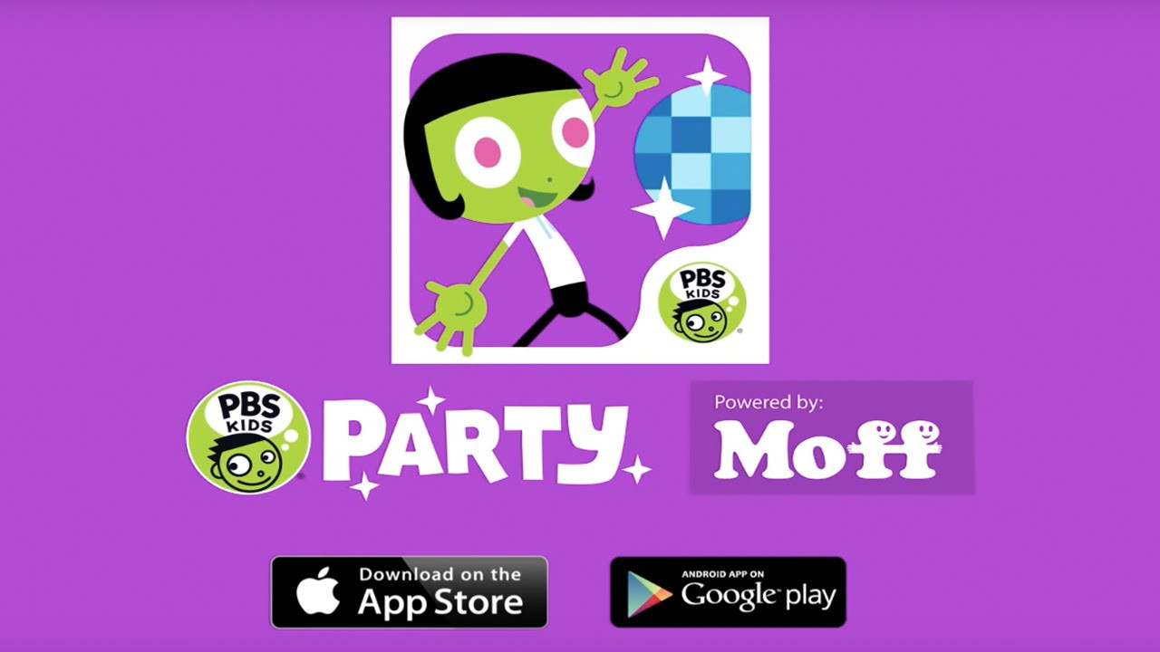 Pbs Kids Party  PBS KIDS Party PBS KIDS Best App For Kids