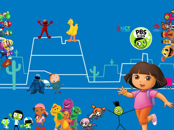 Pbs Kids Party  121 best images about New Bright New Color Posters on