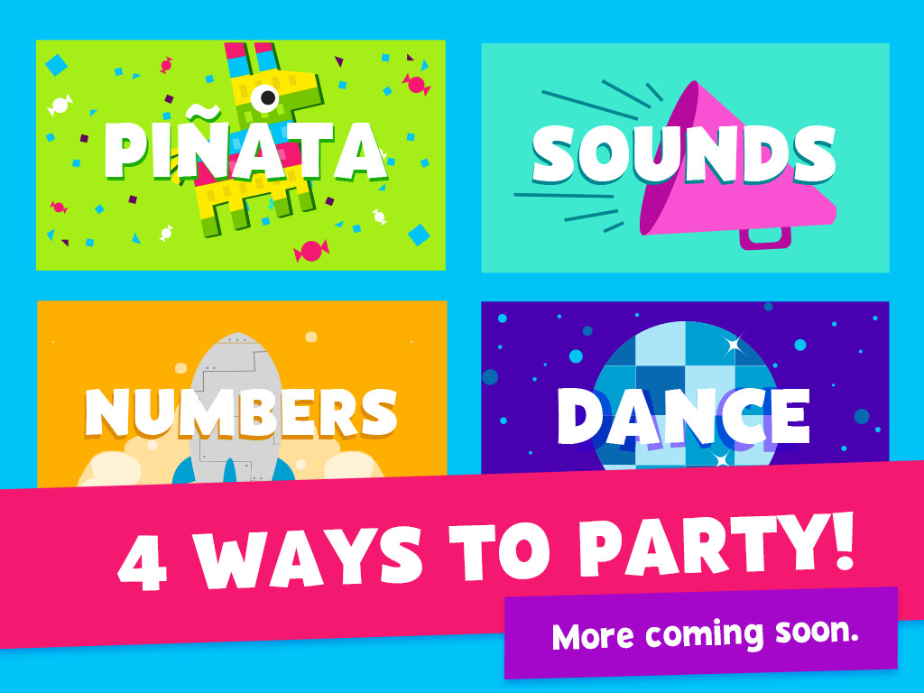 Pbs Kids Party  PBS KIDS Party App Mobile Downloads