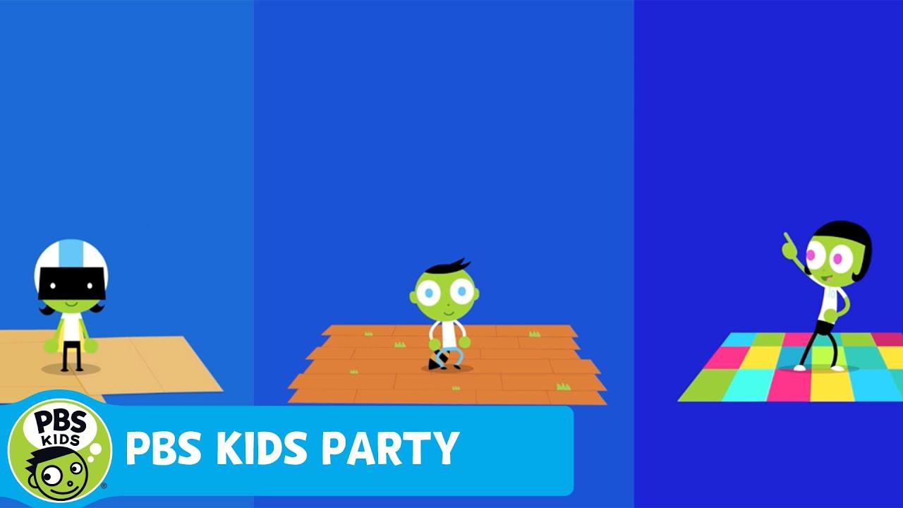 Pbs Kids Party  APP PBS KIDS Party