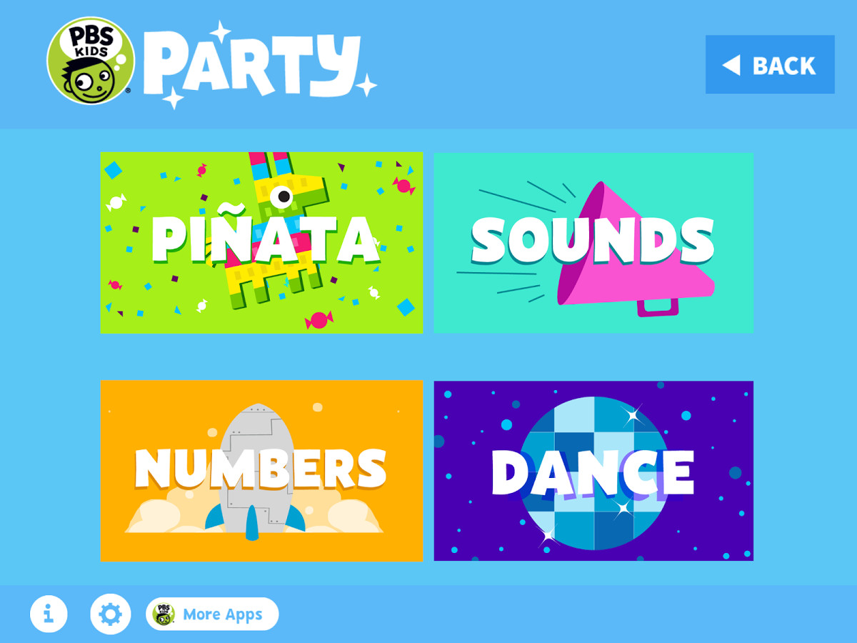 Pbs Kids Party  PBS KIDS Party App Ranking and Store Data