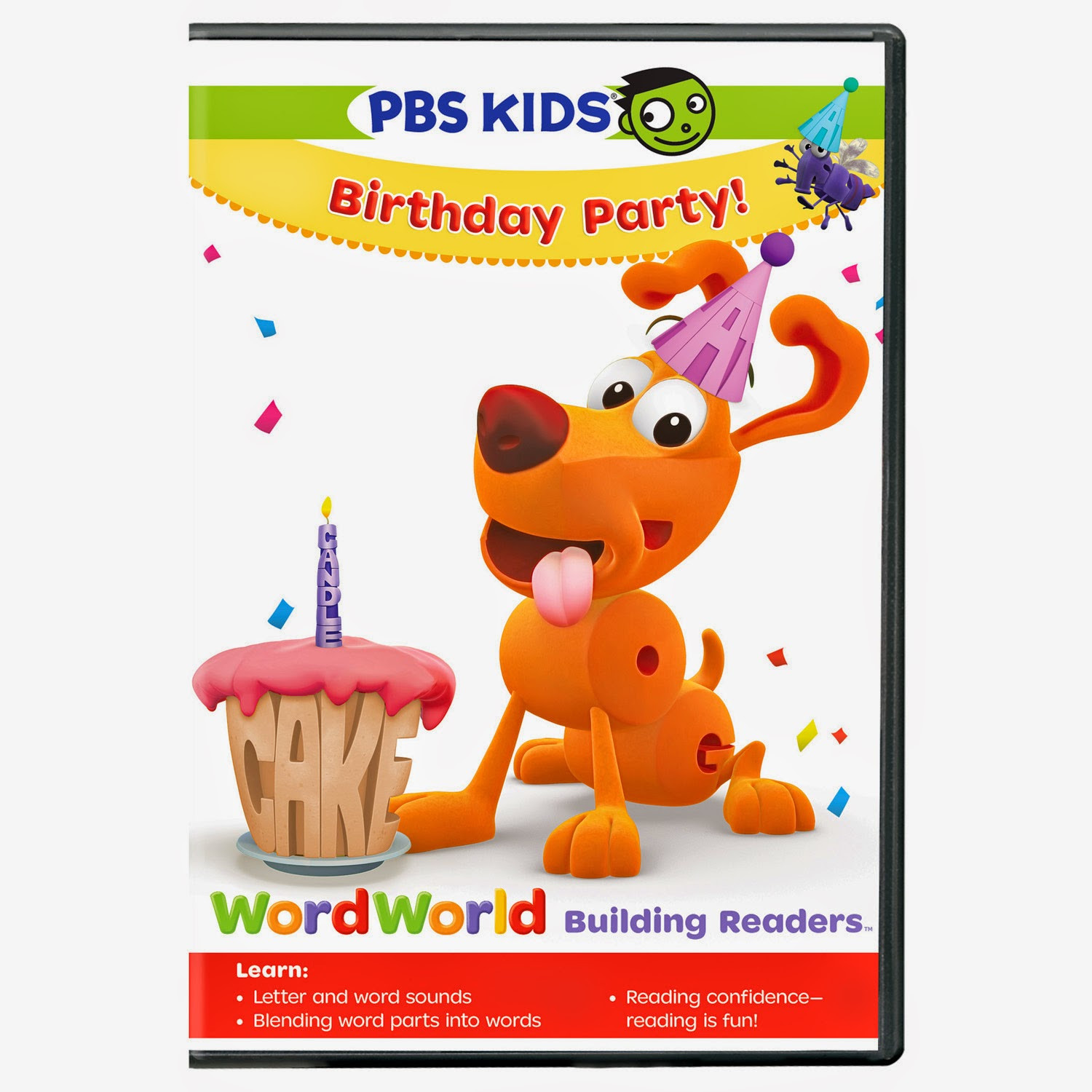 Pbs Kids Party  Going Full Throttle PBS Kids Word World Birthday Party