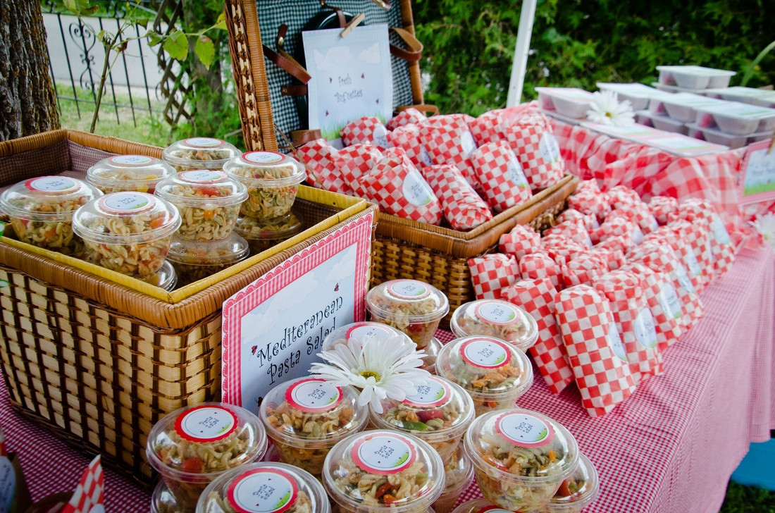 Picnic Birthday Party Ideas  Birthday Inspirations – Picnic Theme Continued – Home Is
