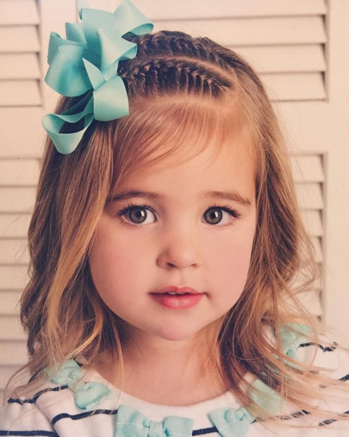 Pictures Of Little Girls Haircuts  31 Incredible & Adorable Little Girls' Hairstyles For