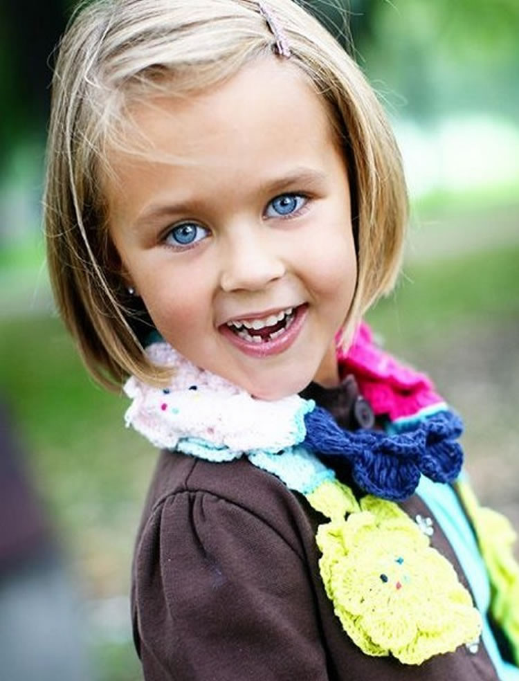 Pictures Of Little Girls Haircuts  54 Cute Hairstyles for Little Girls – Mothers Should