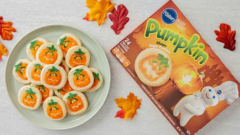 Pillsbury Halloween Sugar Cookies  The Wait Is Over These Are Pillsbury's Limited Edition