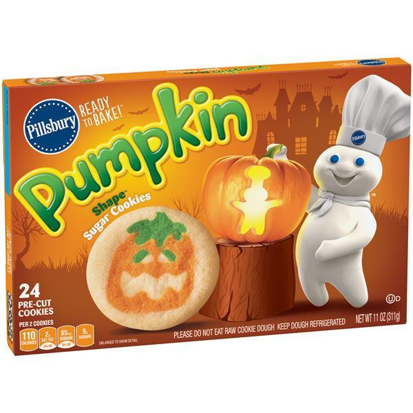Pillsbury Halloween Sugar Cookies  22 Ideas for Pillsbury Halloween Sugar Cookies Best