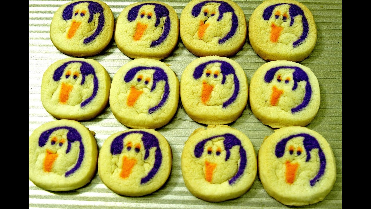 Pillsbury Halloween Sugar Cookies  Pillsbury Ghost Shape Sugar Cookies