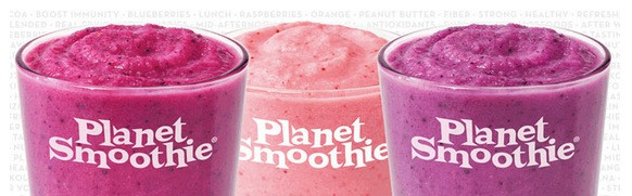 Planet Smoothie Recipes  Guess How Many Strawberries the Planet Smoothie Franchise