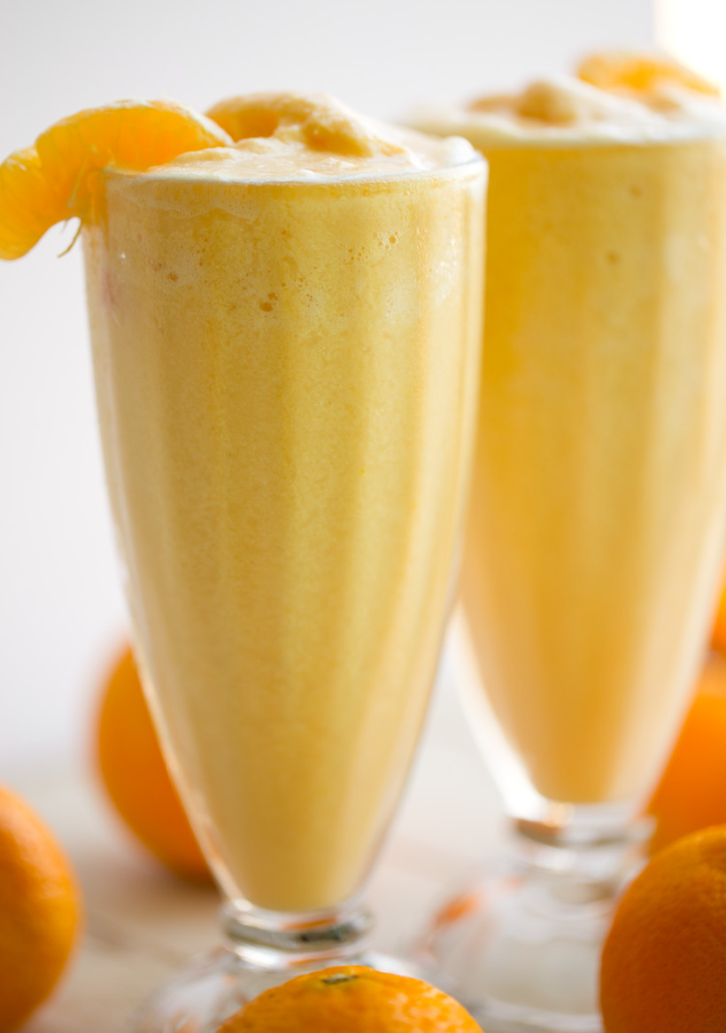 Planet Smoothie Recipes  Refreshing Creamsicle Smoothie