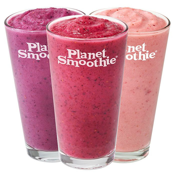 Planet Smoothie Recipes  Planet Smoothie Has New Low Cal Flavors and You Can Add