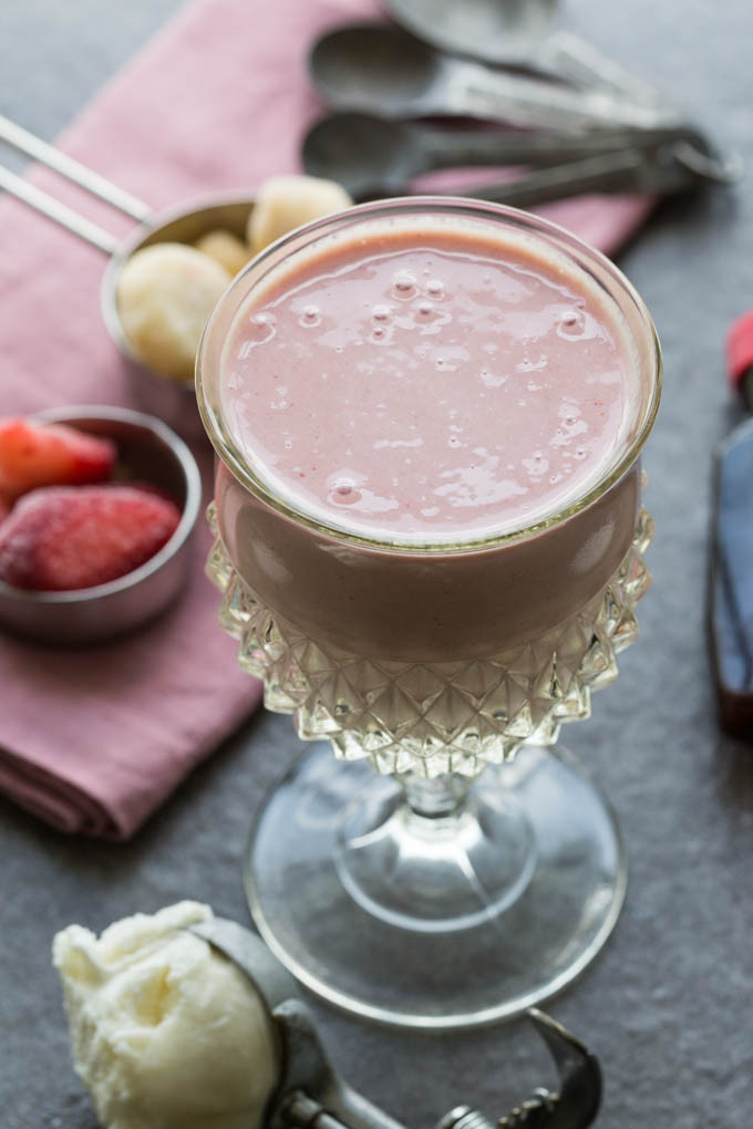 Planet Smoothie Recipes  PBJ Smoothie Just Like Planet Smoothie • Recipe for Perfection